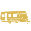 Campingvogn Guld