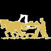 Bonde symbol guld