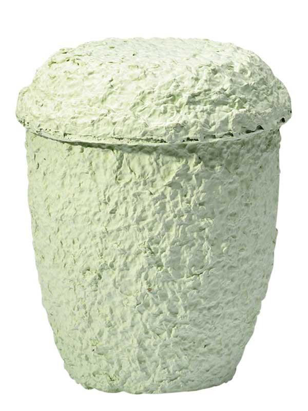 Søurne i papirmasse grøn nr. 2073