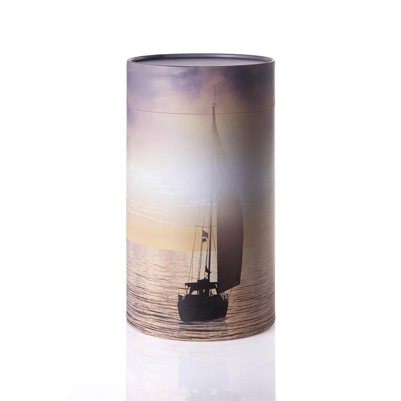 Askestrøningsurne båd