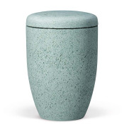 Atlant biourne, marmoreret grøn 27952