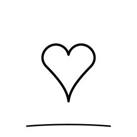 Hjerte symbol