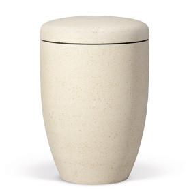 Atlant biourne, marmoreret hvid 27951