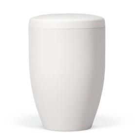 Atlant bio urne, hvit gloss 27800